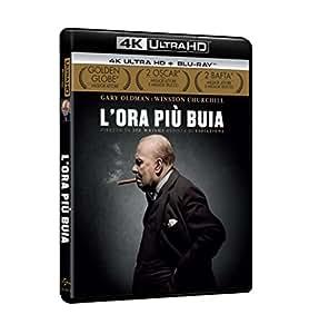 L'Ora Più Buia (4K Ultra HD + Blu-Ray)