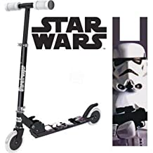 High Quality 2 Wheels Star Wars Stormtrooper Folding Inline Scooter by OnlineDiscountStore