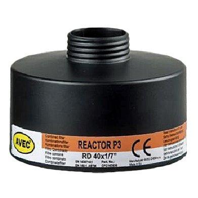 Avec Chem–filtro di protezione antiparticelle, per bombole a gas, NBC o come filtro combinato