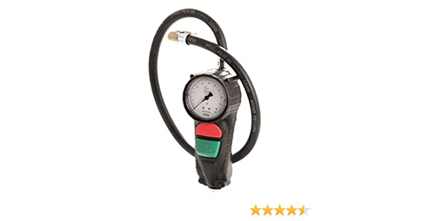 Aerotec Druckluft Reifenfüller Reifenfüllmessgerät Reifendruckprüfer 10bar