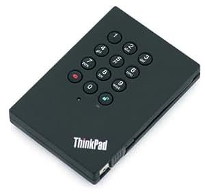 Lenovo 0A65619 disque dur externe, 3,50 pouces, USB 3.0, 500 Go, auto-alimenté, Noir