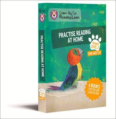 By Collins UK ( Author ) [ Big Cat Reading Lions, Level 2: Practice Reading By Aug-2015 Paperback