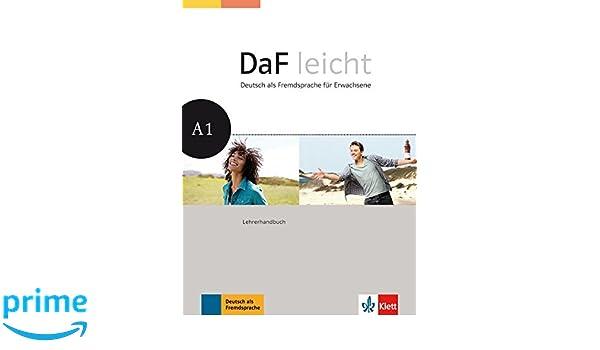 DaF leicht A1: Deutsch als Fremdsprache für Erwachsene ...