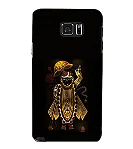printtech Lord Venkatesh South india Back Case Cover for Samsung Galaxy Note 5 N920