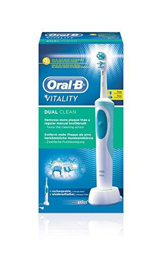 Oral-B - Cepillo de dientes eléctrico...