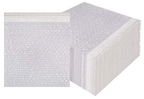 Amiff Luftpolsterbeutel, 7 x 8,5 cm, durchsichtig, gepolstert, 17,8 x 20,3 cm 20 Stück Luftpolsterbeutel. Selbstdichtend. Versand Versand Verpackung Verpackung Lagerung und Umzug