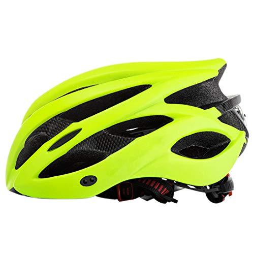 OLEEKA Cycling Bike Helm mit Visier, Fahrradhelm Männer Frauen Jugendliche Klettern Race Skate...