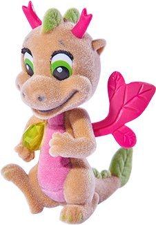 Preisvergleich Produktbild Simba Toys - Safiras Funkelstein (Edition 2) Sammeldrachen - 18 Figuren zur Auswahl (Xoros)