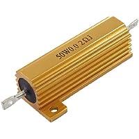 0,1-10K Ohm5 Watt5/%Drahtwiderstand Widerstand 5W Draht Widerstände