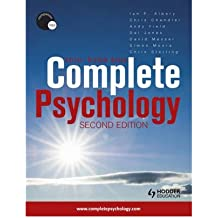 (COMPLETE PSYCHOLOGY) BY [FIELD, ANDY P.](AUTHOR)PAPERBACK