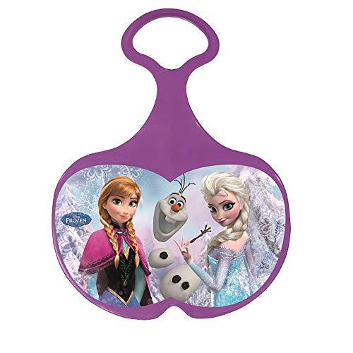 Disney Princess Frozen Schneeflitzer Die Eiskönigin Schneerutscher Rutscher Schlitten 44 x 33 cm (Aufblasbarer Schlitten Für Kinder)