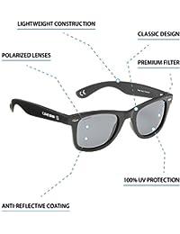 eb803180c7 Amazon.it  Bianco - Occhiali da sole   Occhiali e accessori  Abbigliamento