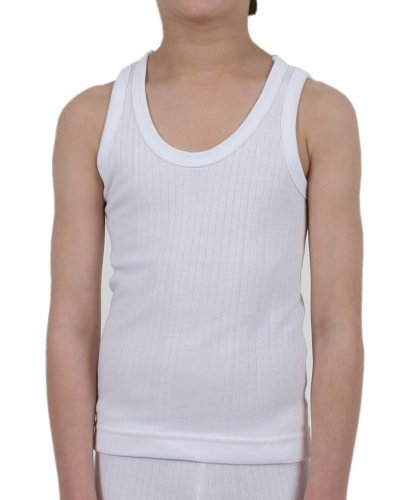 3 Boys Thermal Underwear Sleevless Vest Test