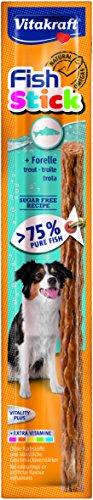 VITAKRAFT Vita Fuerza Perros Snack Pescado Stick