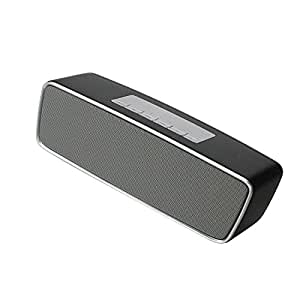 ESTAR Bluetooth Speaker with TF Card | MP3 Player | Portable Device | Handsfree | Mic | Stereo | mini Speaker COMPATIBLE with Oppo Neo 5s