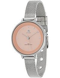 Reloj Marea Mujer B41198/9 Esterilla Rosa Salmón