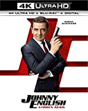 Johnny English Strikes Again (4K Ultra HD Plus Blu-Ray Plus Digital Copy) [2018] [Region Free]