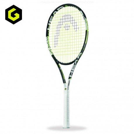 Head Graphene XT Speed Rev Pro - Raqueta de tenis, color negro / verde / blanco
