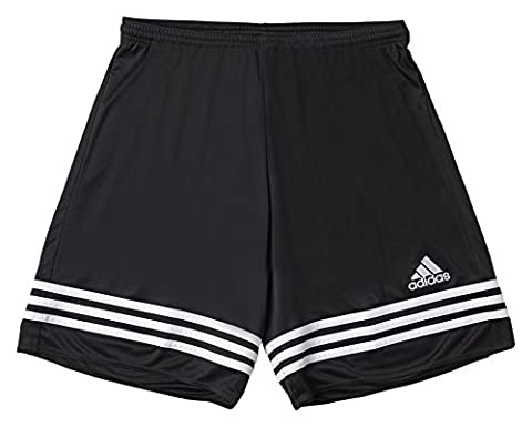 adidas Kinder Trainingshorts Entrada 14, Black/White, 164,
