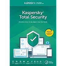Kaspersky Total Security   3 Geräte   1 Benutzer   PC/Mac   Jährliches Abonnement