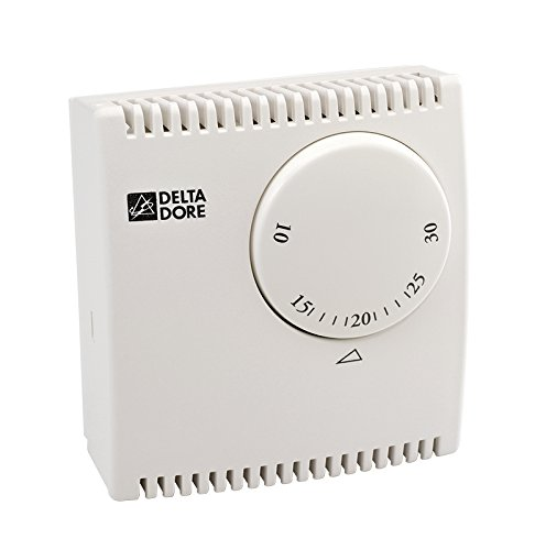 Delta Dore DEL6053038 Tybox 10 Thermostat d'ambiance...