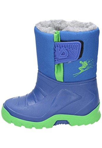 Snow Bateau garçon Bleu