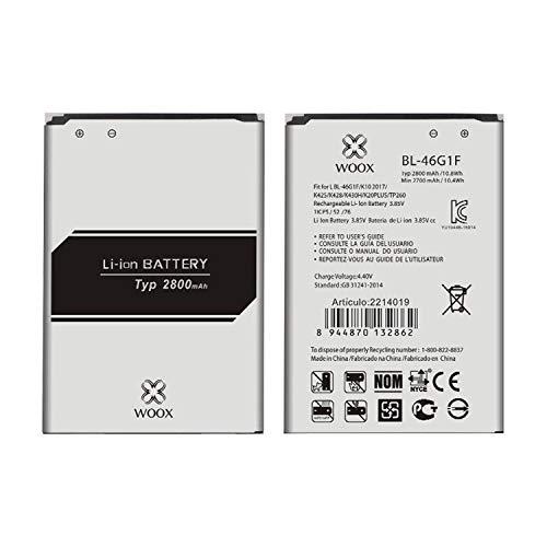 EUYBOX - Bateria Compatible BL-46G1F LG M250 - K10