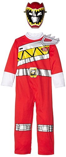 Power Ranger (Dino Charge) - Kids Costume 5 - 6 years by RUBBIES FRANCE (Dino Charge Power Rangers Kostüm)