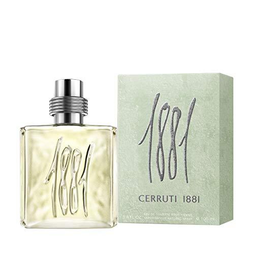 Cerruti 1881 Pour Homme Eau de Toilette Spray, 1er Pack (1 x 100 ml) - 100 Ml Spray Ohne Verpackung