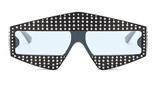 GFF Shows Square G Sonnenbrille 400 Stück Shiny Strass Rahmen Männer Frauen Marke Brille Designer Fashion 45495