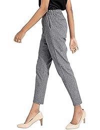 Ombre Lane Women's Pleat-Front Pants