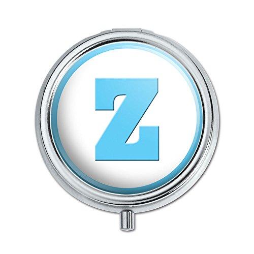 buchstabe-z-ursprunglichen-schrift-baby-boy-blau-pille-fall-trinket-box