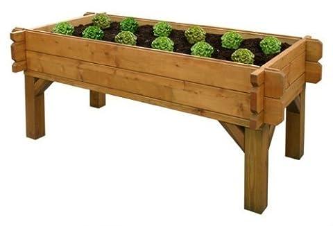 Vegi-Table Easy Access Raised Garden Planter Bed