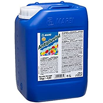 Antipluviol mapei 25kg fai da te for Guaina liquida mapei calpestabile