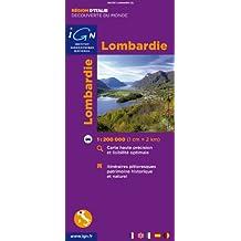 86039 Lombardie 1/200.000