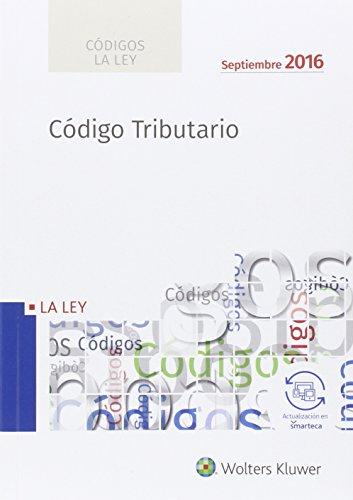 Códigos La LEY: Código Tributario 2016