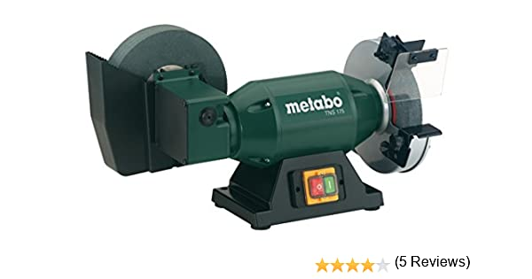500/W Metabo Double ponceuse TNS 175 611750000