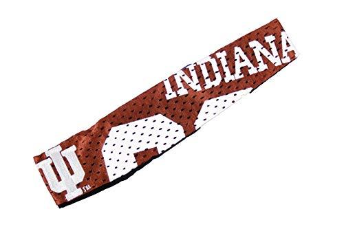 Littlearth NCAA Fanband Stirnband, Herren, Indiana Hoosiers -