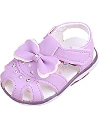Chaussures Ennellemoo rose fushia Casual pour bébé SIEwRO4