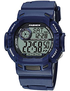Männer's watch outdoor sports countdown wasserdicht-B