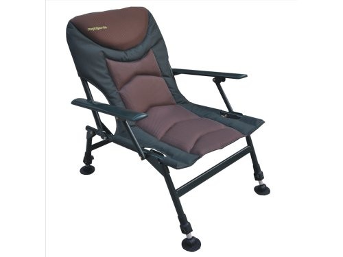 "MK-Angelsport ""5 Seasons Pro\"" Stuhl Premium Karpfenstuhl Chair Carp"