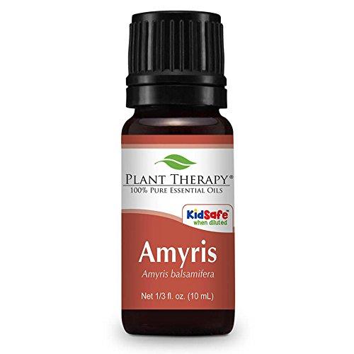 Amyris 10 ml Huile essentielle 100% pure, non diluée, thérapeutique année par  Plant Therapy