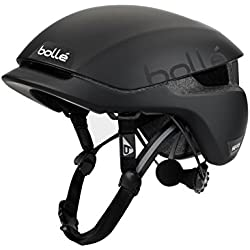 Bollé (CEBF5) 31598 Casco Ciclismo, Unisex Adulto, Negro, 51-54 cm
