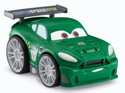 Fisher-Price Shake 'n Go! Disney/Pixar Cars 2 - Nigel Gearsley (Cars Price Fisher Disney)