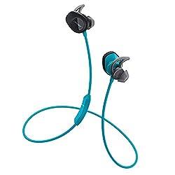 Bose ® SoundSport kabellose Kopfhörer blau