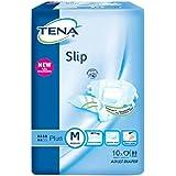 Tena Slip Plus Diapers (Medium) - 10's Pack