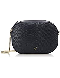 Isle Coco by Hidesign Women's Sling Bag (Blue)