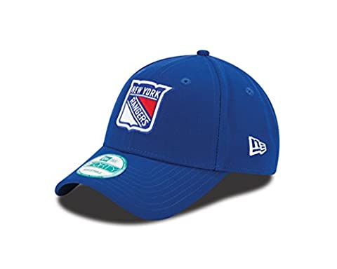 New Era The League New York Rangers Team - Casquette pour Homme, couleur Multicolore, taille OSFA