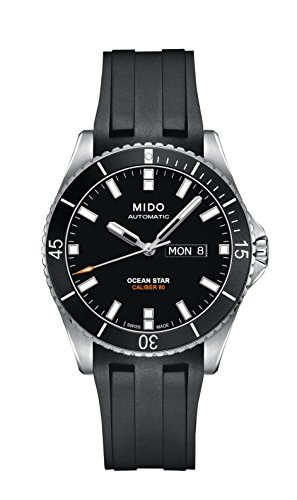 MIDO MEN'S OCEAN STAR CAPTAIN V 42.5MM AUTOMATIC WATCH M026.430.17.051.00