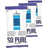 Laurastar Entmineralisierungsgranulat für Laurastar Bügelsystem Wasserfilter 3er Pack